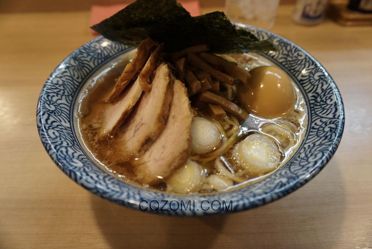 best ramen tokyo